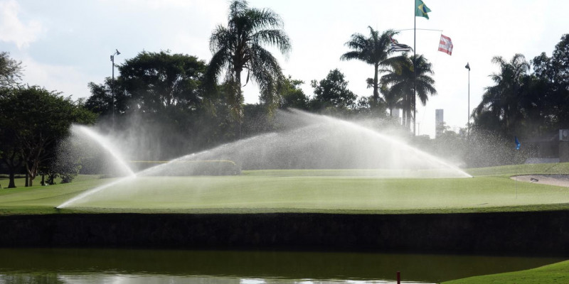 Controle de irrigação