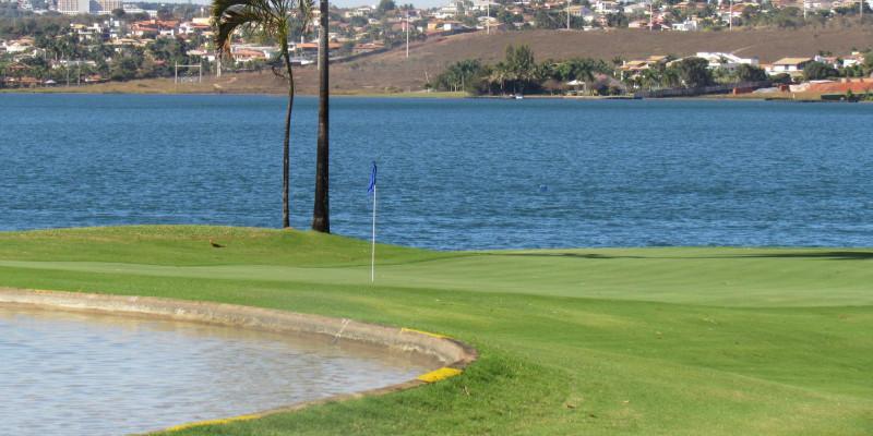Clube de Golf de Brasília - Brasília -DF