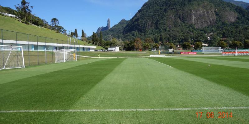 Confederação Brasileira de Futebol CBF Granja Comary - Teresópolis - RJ.