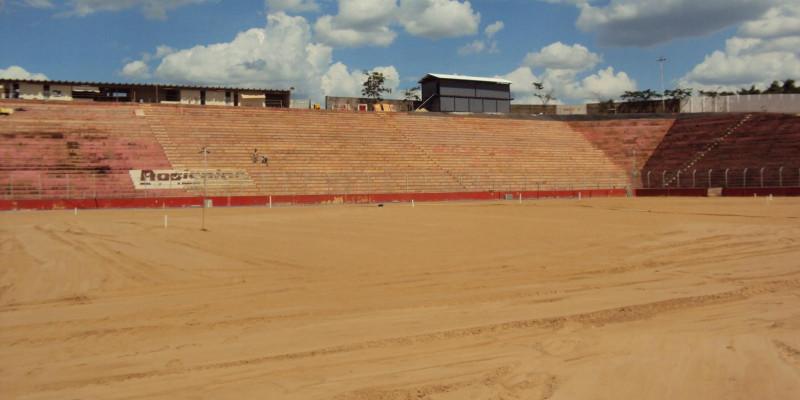 Estadio Democrata - Sete Lagoas - MG