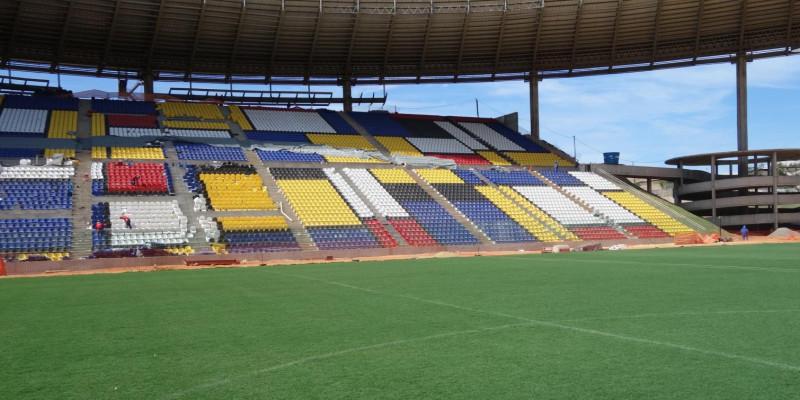 Estádio Kleber Andrade - Cariacica - ES